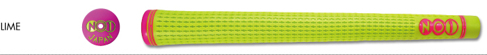 NO1 GRIP 48 SERIES LIME