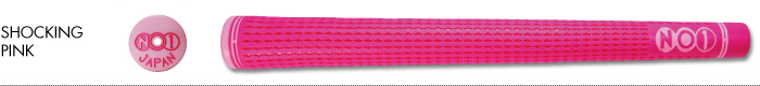 NO1 GRIP 48 SERIES SHOCKING PINK